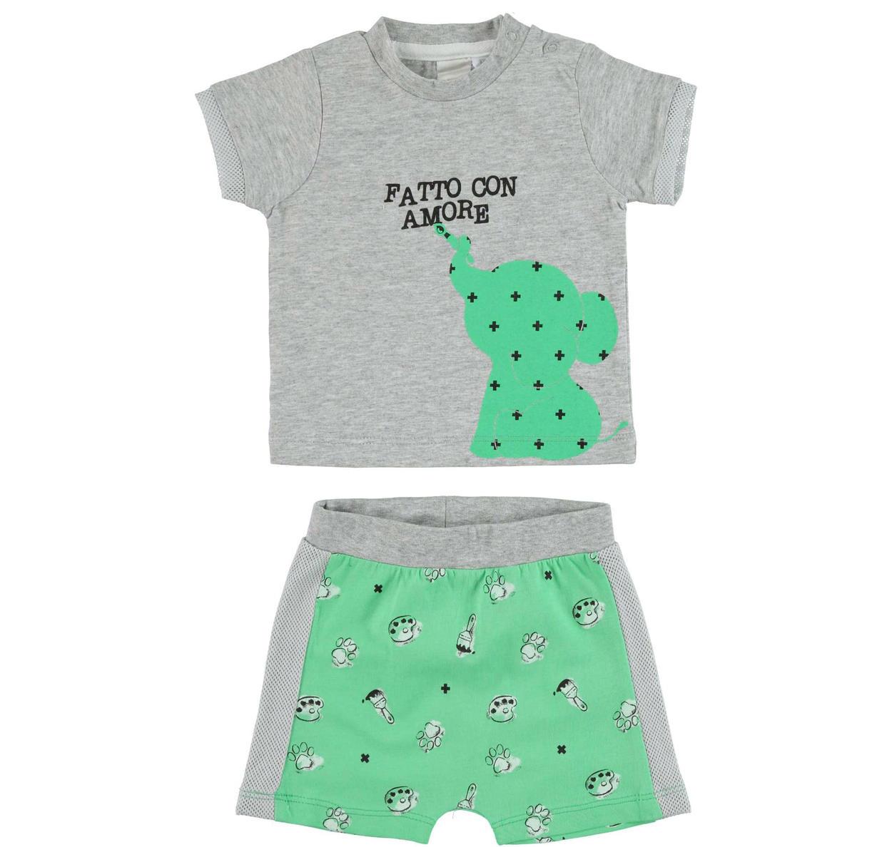 Комплект ( шорты+ футболка)